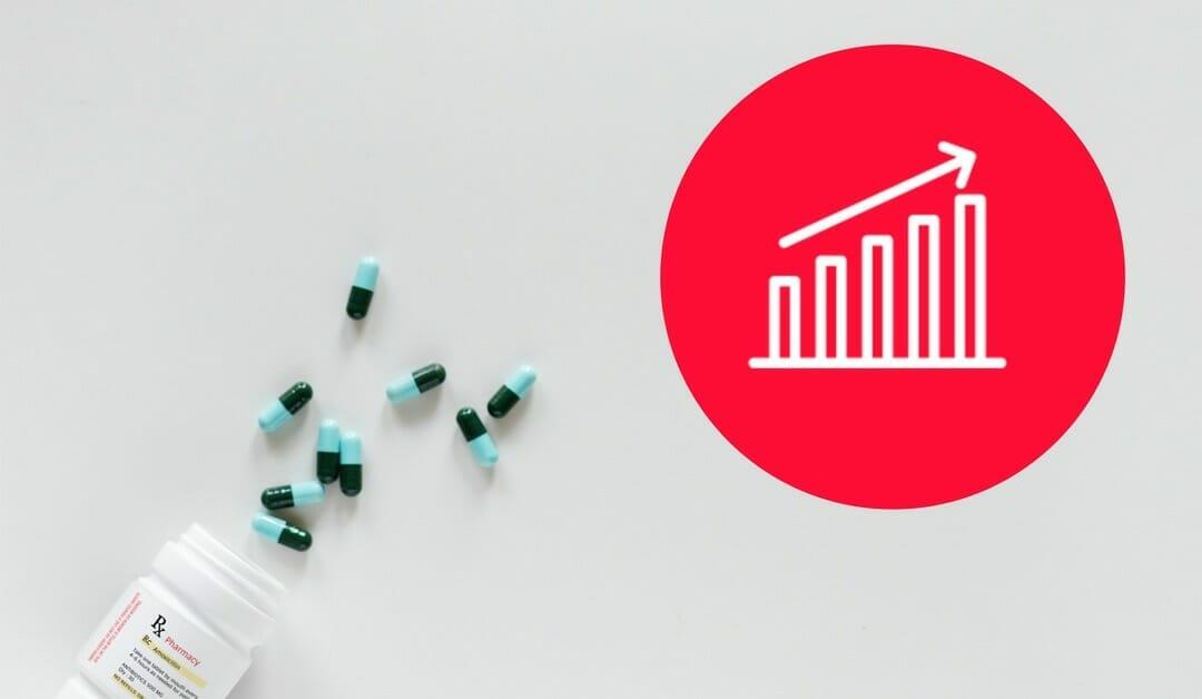 Pharma Index going Upwards — Top 3 Drug Manufacturers You Should Consider