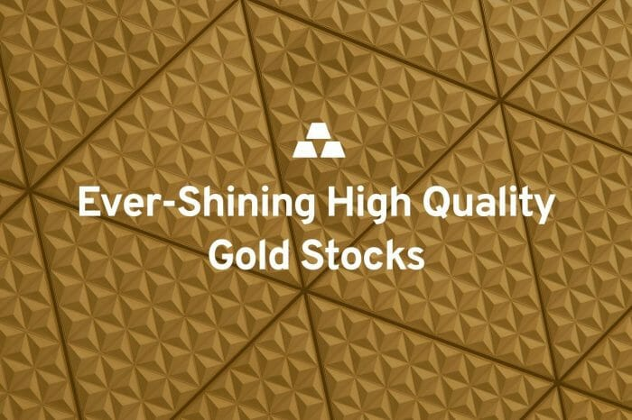 Ever-Shining High Quality Gold Stocks