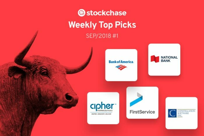 Top 5 Stocks to Buy while Trade Talks are on Centre Stage — Weekly Top Picks