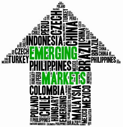 Emerging markets stock