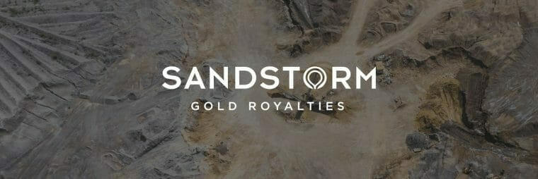 Sandstorm Gold Ltd. (SSL-T)