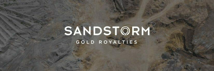 Sandstorm Gold Ltd. (SSL-T)