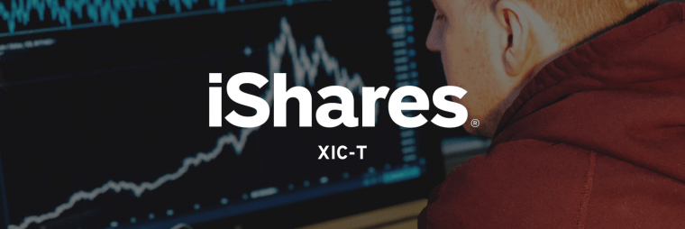 iShares S&P/TSX Capped Comp. ETF (XIC-T)