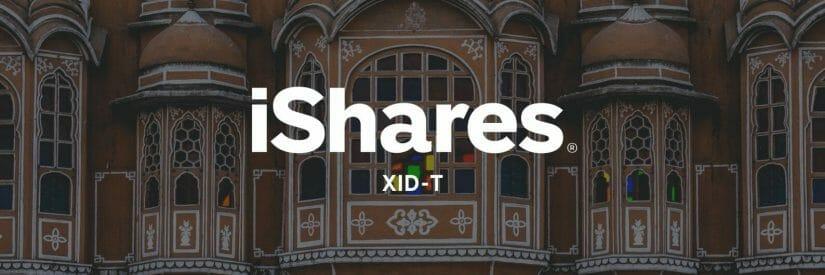 iShares CNX Nifty India (XID-T)