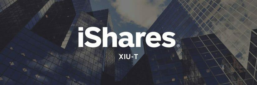 iShares S&P/TSX 60 ETF (XIU-T)