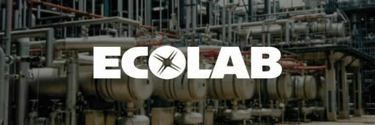 Top Covid Rally Stocks : Ecolab