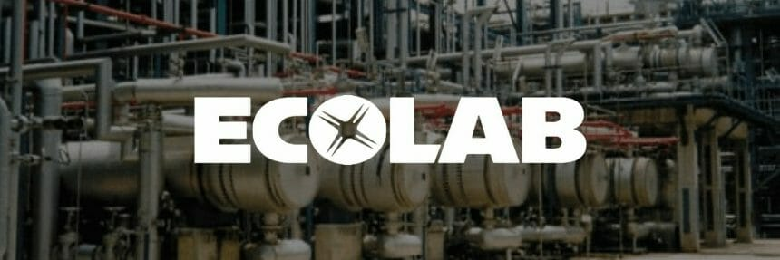Top Covid Rally Stocks : Ecolab