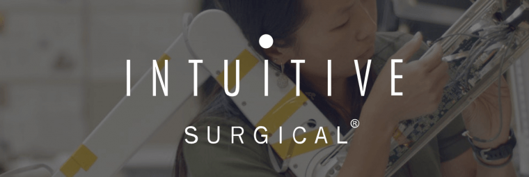 Top #3 Stocks: Medical supply stocks Intuitive Surgical