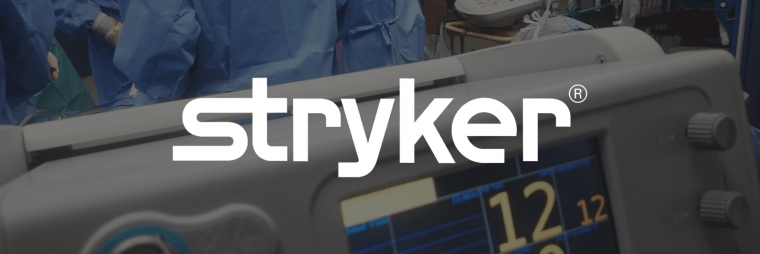 Top #4 Stocks: Medical supply stocks Stryker