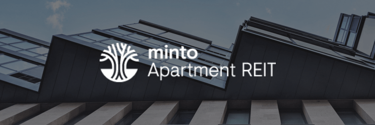 Top REITs in Canada : MI.UN Stock - Minto Apartments