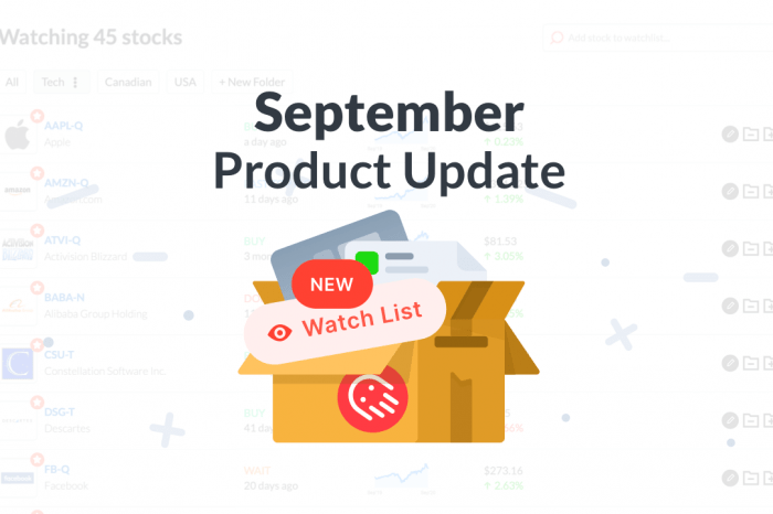 Stock Watch List Enhanced: Free Stock Portfolio Tracker