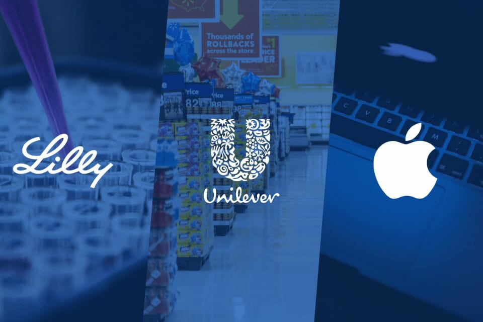 3 Bargain Stocks: Eli Lilly, Unilever & Apple