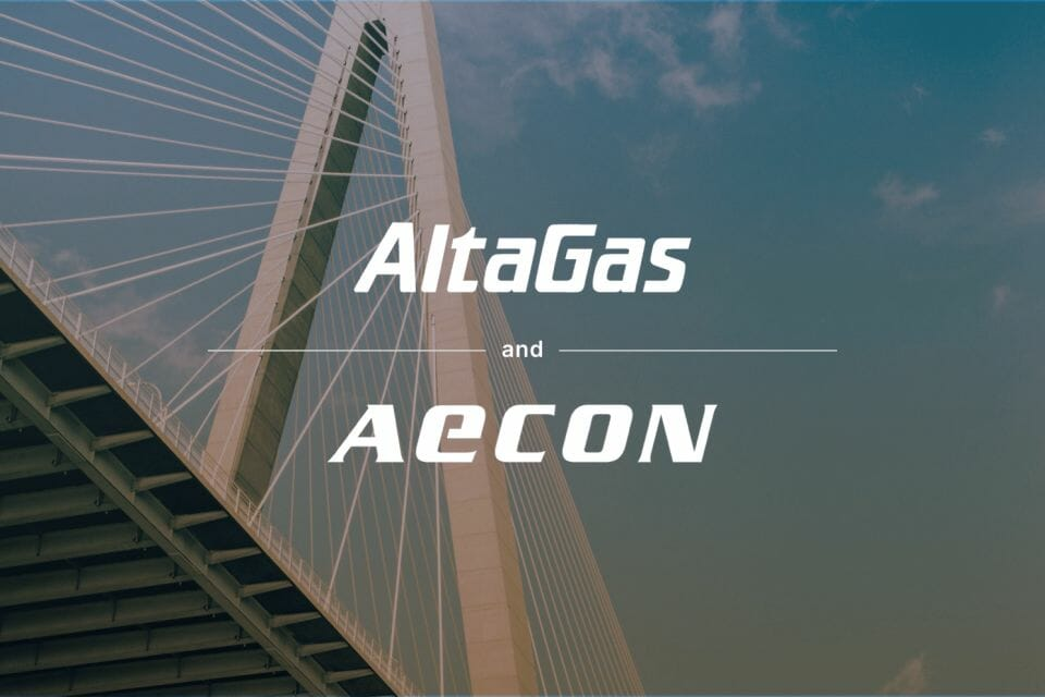 2 Rising Canadian Price Targets: AltaGas & Aecon