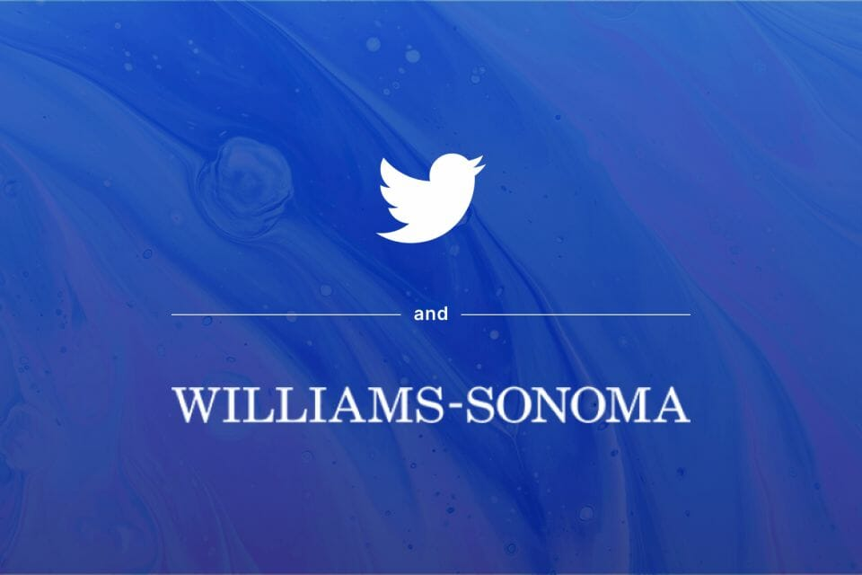 2 Upgraded Stock Price Targets: Twitter and Williams-Sonoma